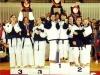 1.World Shitoryu Championship 2000 Rosanna, Josephine & Tonya-Silver
